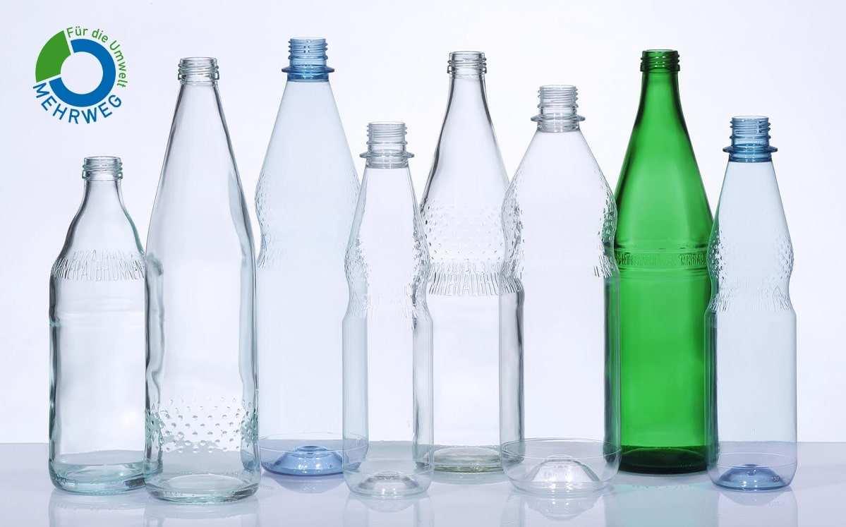 Leihflaschen – ökologisch sinnvoll und praktisch